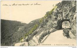 88.   GERARDMER .  Le Tunnel De La Schlucht . - Gerardmer