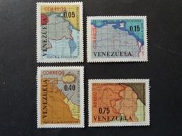 VENEZUELA 1965 Reclamazione Della Guayana Esequiba MNH - Venezuela