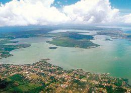 1 AK Tonga * Blick über Tongatapu Die Größte Insel Des Königreichs Tonga - Luftbildaufnahme * - Tonga