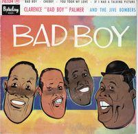 """Clarence """" Bad Boy """" Palmer - Bad Boy - Barclay 70134 - 1958 - Soul - R&B"""