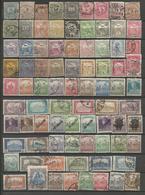 Hongrie - Collection De 1000 Timbres Oblitérés, Tous Différents - Stamps