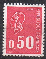 FRANCE N° 1664 O Y&T 1971 Marianne De Béquet - 1971-76 Marianne Of Béquet