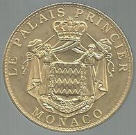 Monaco Principato, Le Palais Princier, Arthus 2011, Mist. Gr. 15, Cm. 3,5. - Gettoni E Medaglie