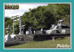 1 AK Palau * Insel Peleliu - Gedenkstätte Für Die Gefallenen Dem 2. Weltkrieg * - Palau