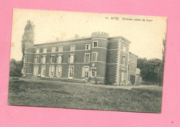 C.P. Avin   = Château COMTE  De LOOZ - Hannuit