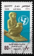 Egypte - 1996 -  50e Anniv. De L'UNICEF - Y&T AM#249 -  Cancelled - Excellent état. - Egypt