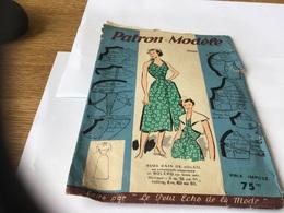 Patron Modèle Robe Bain De Soleil édité Par Les Petites éco De La Mode - Patrons