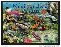 "Vanuatu - Mi.Nr. 1362 / 1373 - Satz ""Nacktkiemerschnecken"" ** / MNH - Vanuatu (1980-...)"