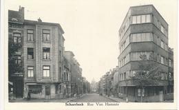 CPA - Belgique - Brussels - Bruxelles - Schaerbeek - Rue Van Hammée - Schaarbeek - Schaerbeek