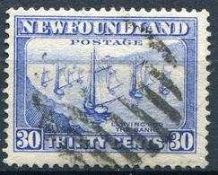 CANADA - TERRE NEUVE - N° 185 OBL. - TB - Terre-Neuve
