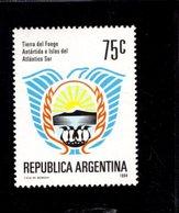 770593241 1994 SCOTT 1844 POSTFRIS  MINT NEVER HINGED EINWANDFREI  (XX) -  PROV TIERRA DEL FUEGO ANTARCTICA SOUTH ATLANT - Neufs