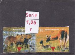 Argentina  -  Serie Completa  Nueva**  UPAEP  - 5/2521 - Argentina