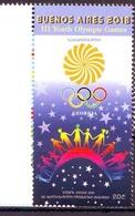 Georgie Georgia 2018 Youth Olympic Games Jeux Olympiques Jeunesse  MNH** - Georgia