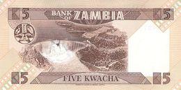 5 Kwacha Sambia - Sambia