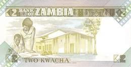 2 Kwacha Sambia - Sambia