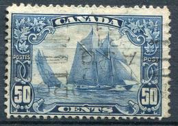 CANADA - N° 138 OBL. - B - 1911-1935 Règne De George V