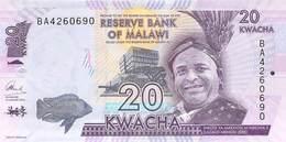 20 Kwacha Sambia 2016 - Zambia