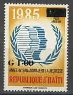 HAITI 1996 - Année Mondiale De La Jeunesse International Youth Year - Haïti