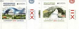 Georgie Georgia 2018 Europa  MNH** - Georgia