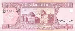 Afghanistan 1 Afghani UNC - Afghanistan