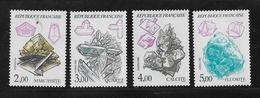 France Timbres De 1986  N°2429 A 2432 Neufs ** Vendu A La Faciale - Ungebraucht