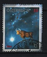 Österreich - Mi-Nr. 2522 Sternzeichen Stier Gestempelt - 1945-.... 2. Republik