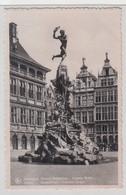 Antwerpen Groote Marktplaats Fontein Brabo - Antwerpen