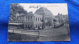 Marienbad Kurhaus Und Neubad Czech - Repubblica Ceca