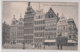 Anvers Anciennes Maisons Sur La Grand'Place - Antwerpen