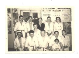 Photo ( 6 X 9 Cm ) Club De Judo De SERAING ( Liège ) - 1953 - Sport (b251) - Sports