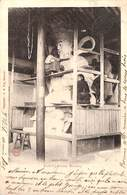 China Chine - Buddah's Factory Hanyang (animation, L M Rey, Hankow, 1904) - Chine