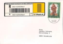 [900995]B/TB//-Autriche  - FDC, Documents, Tableau - Peinture - Art, Religions & Croyances - Religions