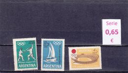 Argentina  -  Serie Completa  Nueva**    - 5/2577 - Argentina