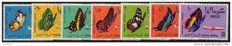 Somalia - 1961 Butterflies-Papillons-Schmetterlinge-Farfalle (Antimachus-Amauris-Charaxes) ** - Somalia (1960-...)