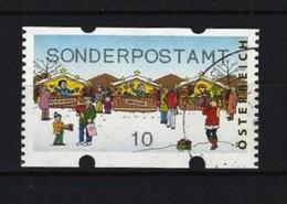 Österreich - ATM Mi-Nr. 15 Weihnachten Gestempelt - 1945-.... 2. Republik