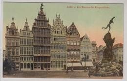 Anvers Les Maisons Des Corporations. - Antwerpen