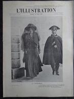 L'illustration N° 3500 Du 26 Mars 1910 La Tarnowska; Nadar; Le Nouveau Ministre De Belgique - Journaux - Quotidiens
