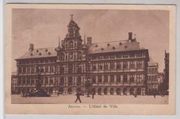 Anvers L'Hotel De Ville 1927 - Antwerpen