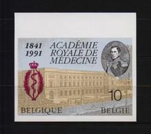 2416 ACADEMIE ROYALE DE MEDECINE  ONGETAND   POSTFRIS** 1991 - Belgique