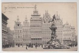 Anvers Maisons Des Corporations - Antwerpen