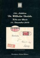 136. Derichs Auktion 2010 - Auktionskataloge