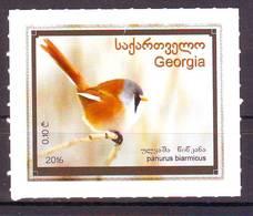 Georgie Georgia 2016 Bird Oiseau MNH** - Georgia