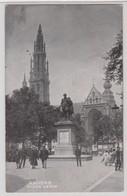 Anvers Place Verte 1913 - Antwerpen