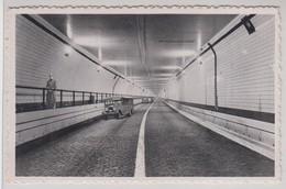 Anvers Vue Interieure Du Tunnel Pour Vehicules Sous L'escaut - Antwerpen