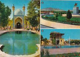 IRAN - Isfahan - Chahar Bagh Mosque - Pahlavi Square - Ali Kapu - Iran