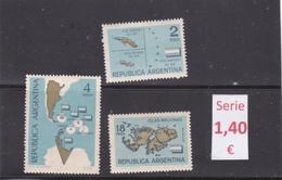 Argentina  -  Serie Completa  Nueva**   - 5/2605 - Argentina