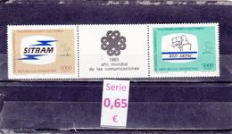 Argentina  -  Serie Completa  Nueva**   - 5/2606 - Argentina