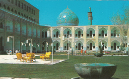 IRAN - Isfahan - Shah Abbas Hotel And A View Of Chahar Bagh Mosque - Iran