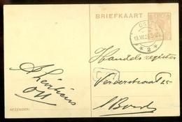 HANDGESCHREVEN BRIEFKAART Uit 1926 Van OSS Naar 's-HERTOGENBOSCH (11.555t) - Postwaardestukken