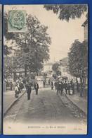 ROBINSON  La Rue Malabry   Animées  écrite En 1907 - Francia